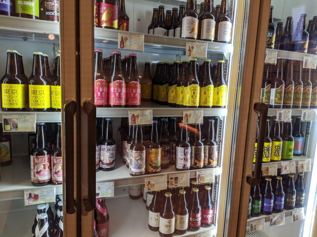 東急プラザ渋谷「ニッポンのいいお酒。第1回 国産クラフトビール」